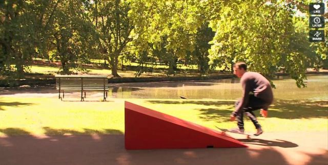 Shared Skate Park