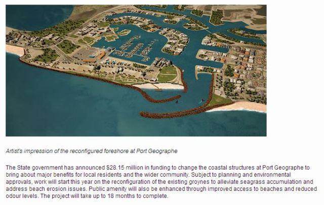 image of Port Geographe