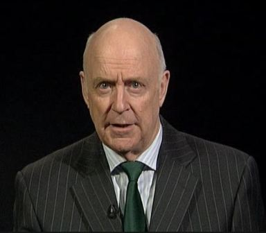 photo of John Clarke from the 7.30 Report website