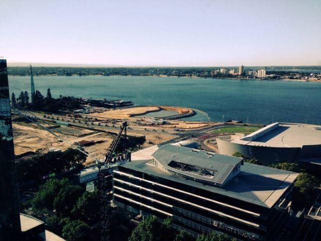Perth Esplanade Linley