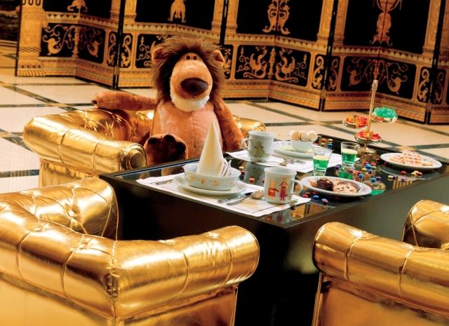 Ritz-Carlton gives kids the royal treatment - Berlin