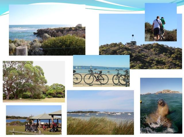 Point Peron collage